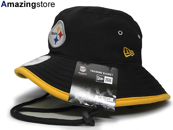 NEW ERA PITTSBURGH STEELERS new era Pittsburgh Steelers training by bucket  Hat  Hat head gear new era cap new era Cap newera Cap large size mens  ladies  2addad378