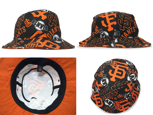 b2f2827afbe ... 47 BRAND SAN FRANCISCO GIANTS forty seven brand San Francisco Giants  bucket Hat  Hat headgear