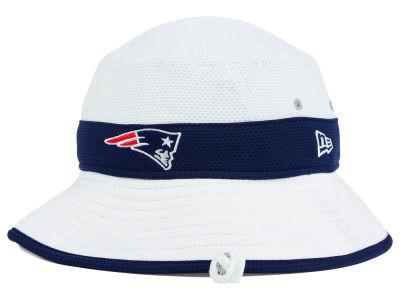 a5acce63e34 NEW ERA NEW ENGLAND PATRIOTS new era New England Patriots training by bucket  Hat  NFL Hat headgear 15   9   115   9   2
