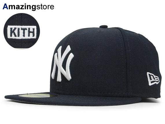 5edd5da1a56 NEW ERA NEW YORK YANKEES times KITH new era New York Yankees kissed 59FIFTY  FITTED CAP ...