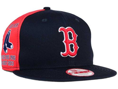 NEW ERA BOSTON RED SOX new era Boston Red Sox 9 FIFTY Snapback  big hat head  gear new era cap new era Cap size mens ladies 15   11   1SNA 15   11   2  b3635097c7c3