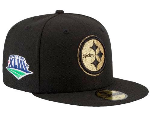 426a7b8f NEW ERA PITTSBURGH STEELERS new era Pittsburgh Steelers 59FIFTY FITTED CAP  fitted caps [Hat headgear big size mens ladies 15 _ 12 _ 11NFL12_2 ONFIELD]