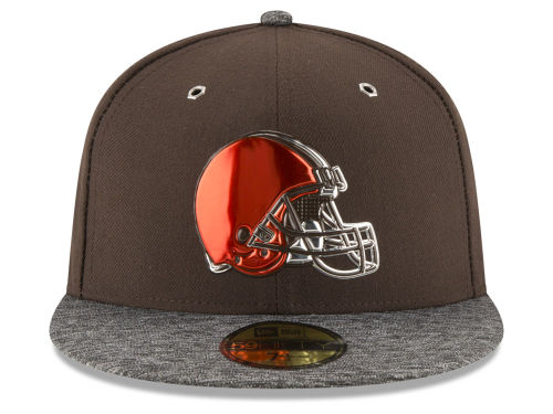 ee5778e7988402 NEW ERA CLEVELAND BROWNS new gills Cleeveland Browns draft 59FIFTY  フィッテッドキャップ FITTED CAP AUTHENTIC ...