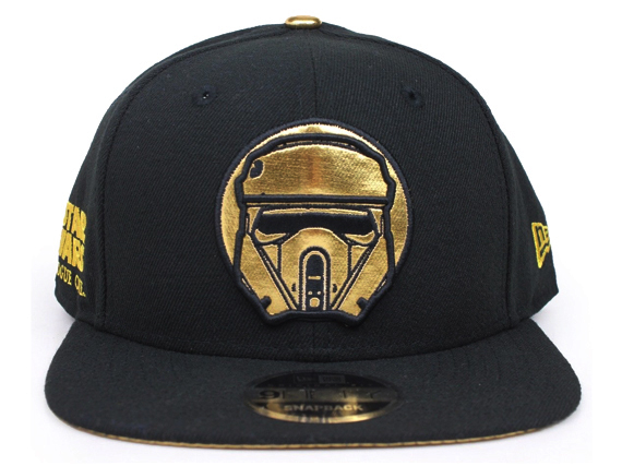 NEW ERA SCARIF TROOPER era Star Wars Logone scalf Trooper Snapback 9 FIFTY   Hat headgear HI-RES print 16   11   1STW 16th   11   2  142c866c992