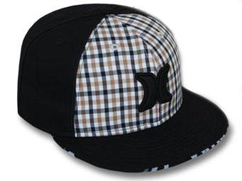 NEW ERA HURLEY 【ROYALTY/BLK】 ニューエラ ハーレー 59FIFTY FITTED CAP [帽子 ヘッドギア キャップ 大きい サイズ メンズ レディース 17_1_4]