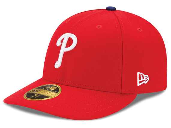 4315c4e97e1b4e NEW ERA PHILADELPHIA PHILLIES new gills Phillies on field 59FIFTY FITTED CAP  フィッテッドキャップ LOW PROFILE CAP MLB red red [AUTHENTIC authentic hat men ...