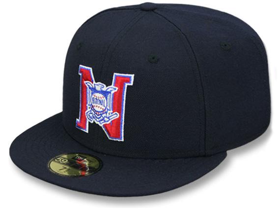 NEW ERA NATIONAL LEAGUE 【MLB UMPIRE/NAVY】 ニューエラ ナショナル リーグ アンパイア 59FIFTY [19_3RE]