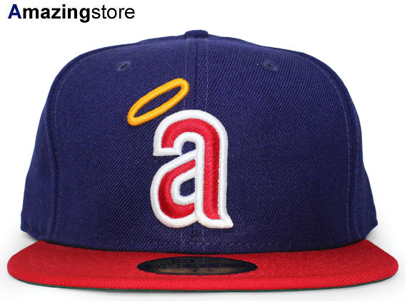 706adfb549b6a NEW ERA CALIFORNIA ANGELS new era California Angels 59FIFTY fitted cap  FITTED CAP COOPERSTOWN Cooperstown [