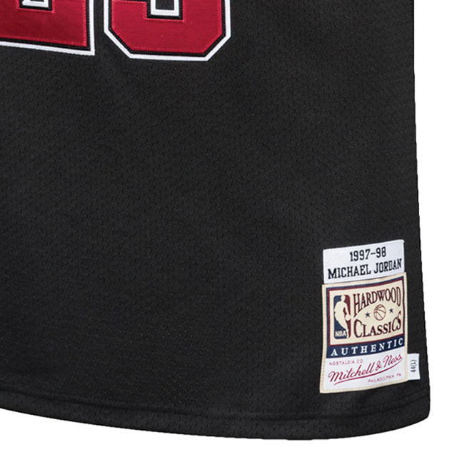 Michael Jordan model uniform jersey