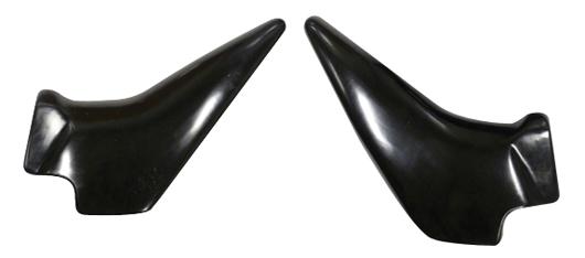 【641726】 ドロップ シートキット専用サイドカバー:スタンダード ハーレーパーツ