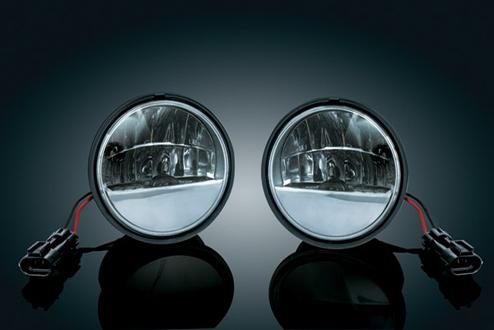 【パッシングライト】 PHASE7 LEDパッシングライト ハーレーパーツ