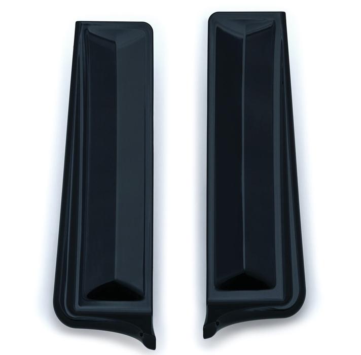 【6981】 サドルバッグフィラーパネル ブラック Kuryakyn ハーレーパーツ