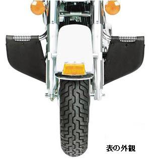 【ロワー】 エンジンガードロワー プレーンデザイン 35500008 ハーレーパーツ