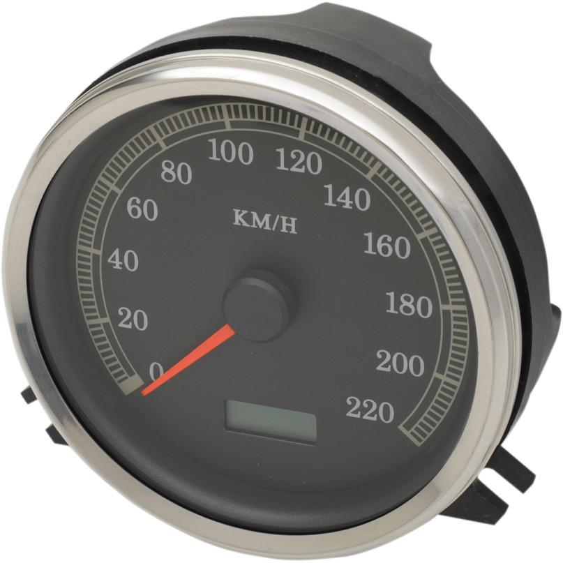 【22100344】 リプレイスメント スピードメーター 1996~03年FLHR、1996~03年FXST/FLST/FXDWG ハーレーパーツ