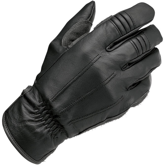 【33012327】WORK GLOVES - BLACK XS/S/M/L/XL ハーレー アパレル