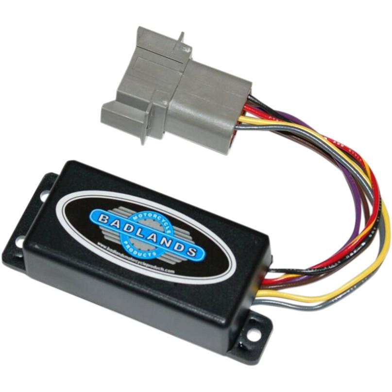 【78081030】オートマチック ターンシグナルキャンセラー Male Deutsch style 8-pin plug 1994~00年(但し1994~96XLは除く) ハーレーパーツ