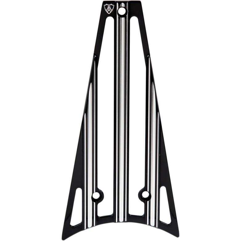 【05040290】10-GAUGE フレームグリル ブラック 2009~13年ツーリング ハーレーパーツ