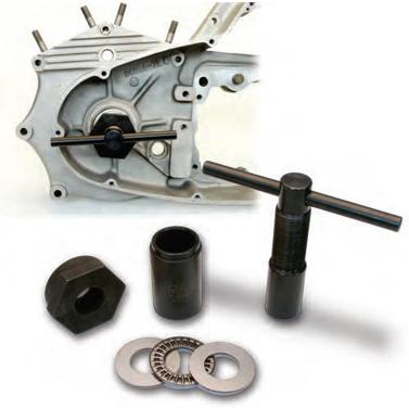 【ds196052】 スプロケットシャフトベアリング インストーラー インストレーションツール 1955~76年XL ハーレー工具