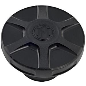 ARRAY ガスキャップ(ブラックOPS) :1996年以降モデルのタンクに適合