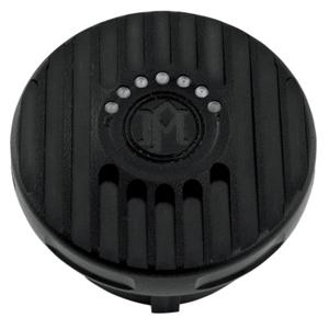 GRILL LEDフューエルゲージキャップ(ブラックOPS) :1996年以降モデルのタンクでフューエルゲージ装着車に適合