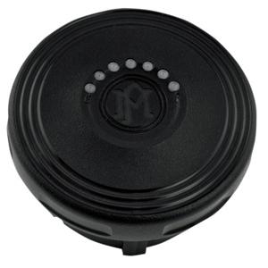 MERC LEDフューエルゲージキャップ(ブラックOPS) :1996年以降モデルのタンクでフューエルゲージ装着車に適合