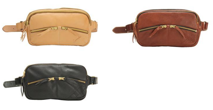 【sfw-1】Leather Leather Pouch タン/ブラック/ブラウン ハーレーアパレル
