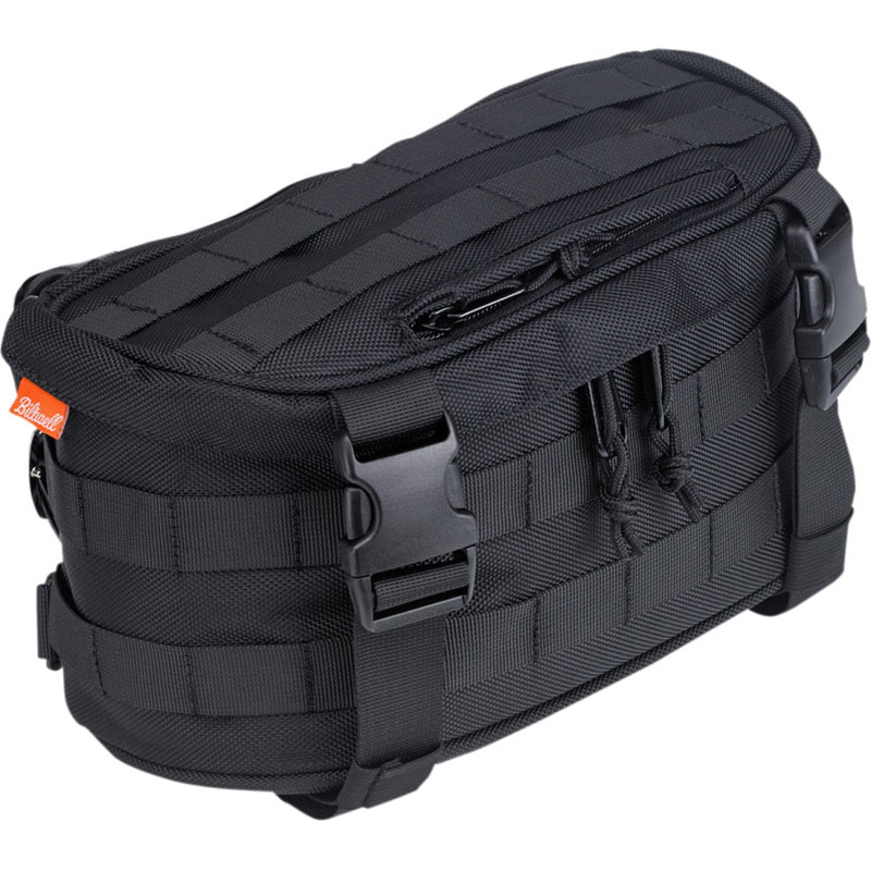 【35160195】 EXFIL-7 バッグ ブラック ハーレーパーツ