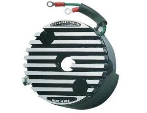 【電装品】 ジェネレーターマウント レギュレター:12Vジェネレーターに適合 ハーレーパーツ
