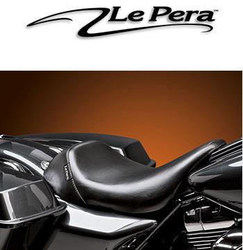 【ラペラ製】 Le Pera ベアボーン ツーリングモデル用 (2002~07年FLHT、FLTRモデルに適合) ハーレー