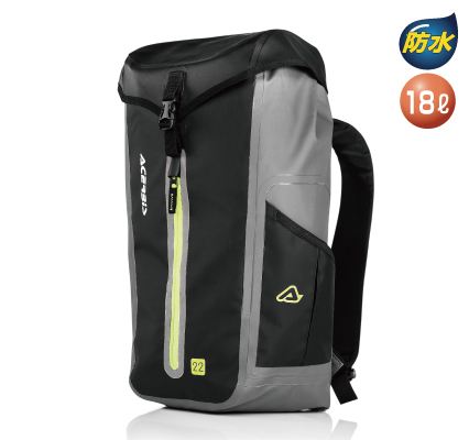 【ac-21644】 NO WATER BACKPACK ハーレーアパレル