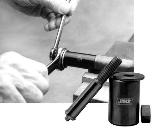 【ds197057】ロッカーアームベアリング&ブッシング プーラー ハーレー工具