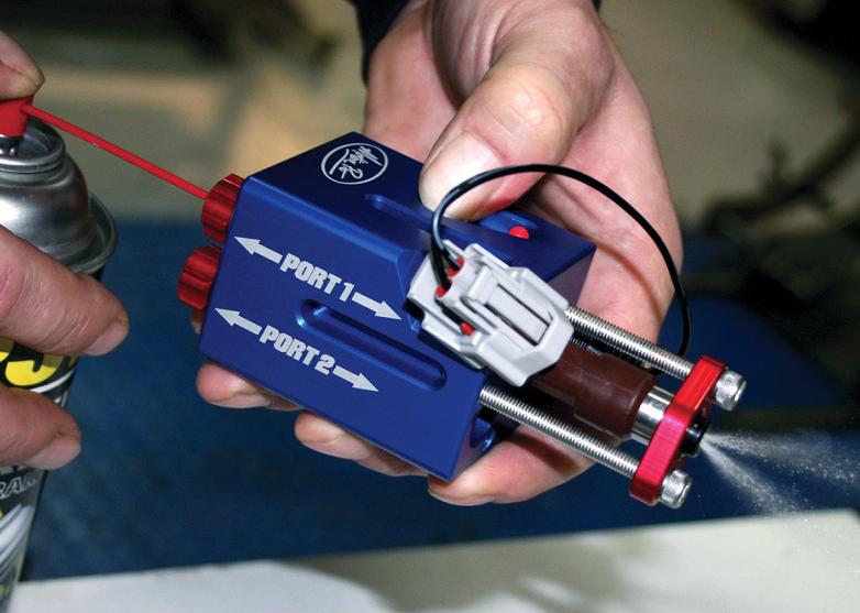【38040046】 フューエルインジェクター クリーナーキット 2006年以降モデル ハーレー工具