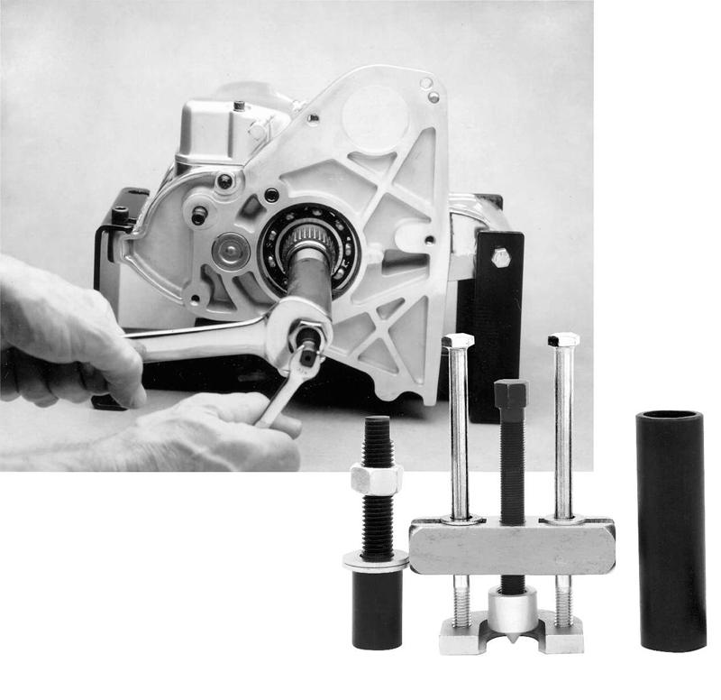【ds196056】 メインシャフト ベアリングレースツール 1984年以降ビッグツイン ハーレー工具
