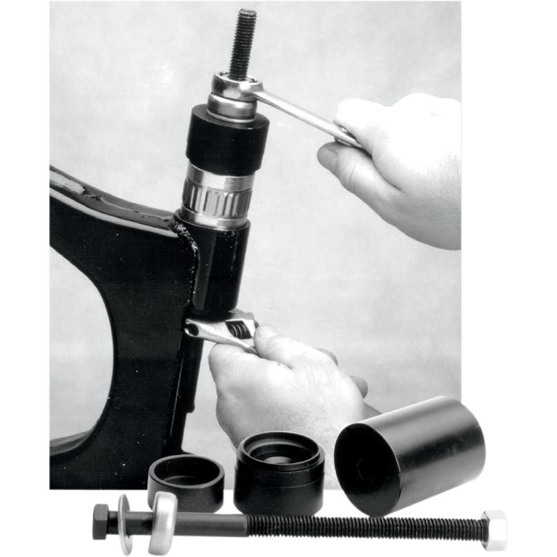 【ds196067】 スイングアーム ブッシングツール 1980~01年FLT FLHT 1984~99年FXR ハーレー工具