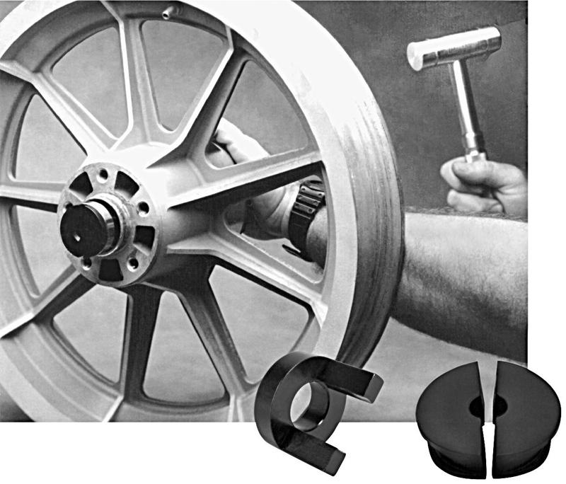 【ds196146】 ホイールベアリングレース ツール 1973~99年モデルでテーパーベアリング ハーレー工具