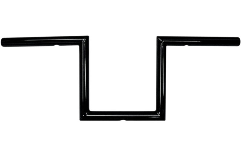 【06012055】 NARROW Zバー グロスブラック/8インチ ハーレーパーツ