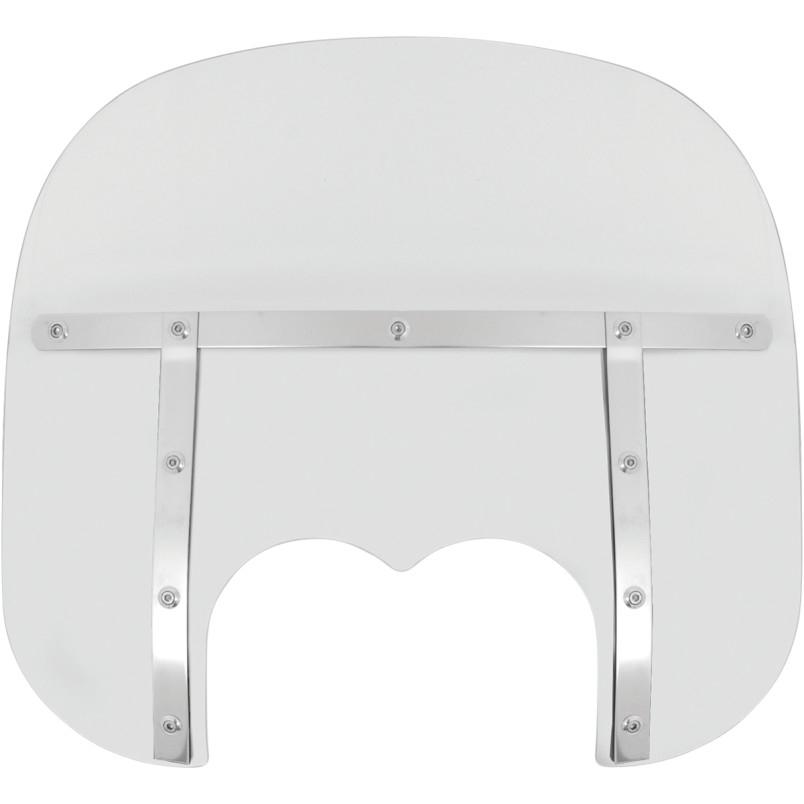 【23130122】 13 FATSスクリーン Memphis Shades FXDF用 Clear ハーレーパーツ