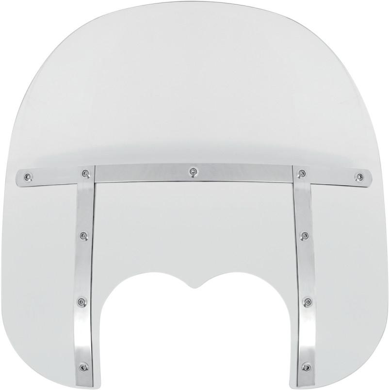 【23130128】 15 FATSスクリーン Memphis Shades FXDF用 Clear ハーレーパーツ