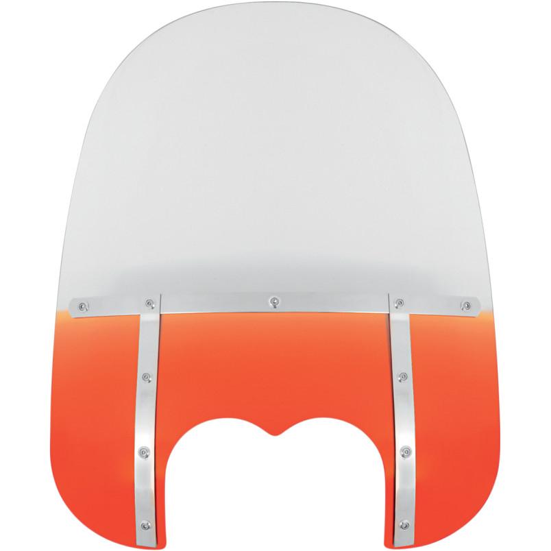 【23130150】 21 FATSスクリーン Memphis Shades FXDF用 Burnt Orange ハーレーパーツ