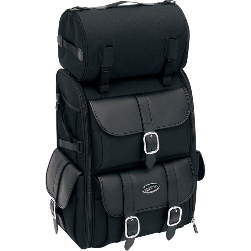 【35150082】S3500/S3500S デラックス シーシーバー バッグ S3500/プレーン ハーレーパーツ