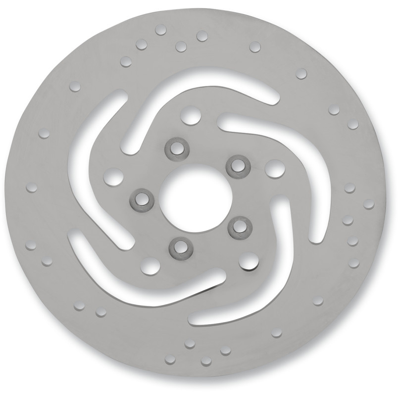 【17103215】 OEM-STYLE ブレーキローター リア用 DIA.11.5 、2.250 ID ハーレーパーツ