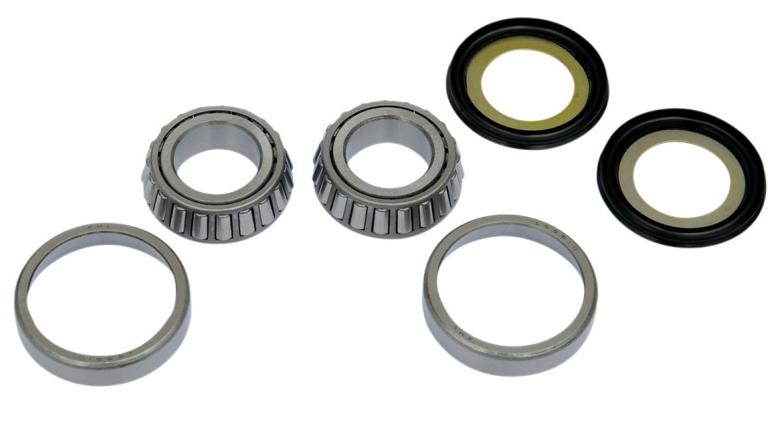 Steering Bearings for Harley Race Triple Tree Kit OEM #48300-60 /& #48315-60