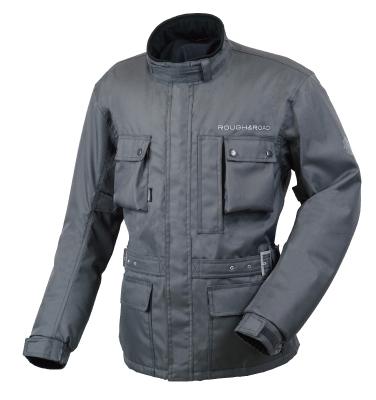 【rr7685gm】 デュアルテックスウインタートレイルツーリングジャケット ガンメタ M/L/LL/XL ハーレーパーツ