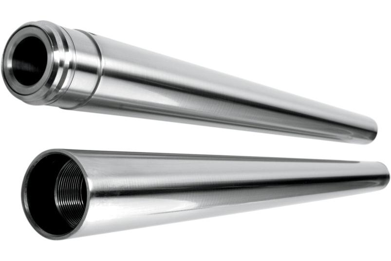 【04040052】 フォークチューブ 49mm HARD CHROME 29.5 06~17年ダイナ ハーレーパーツ