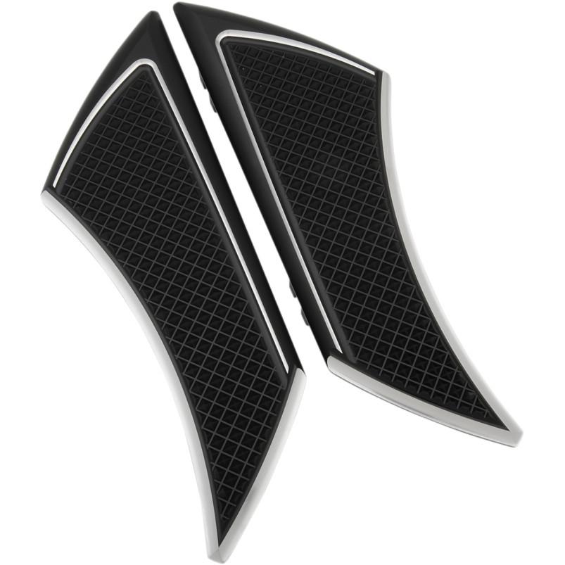 【16210840】 STEALTH ドライバーフロアボード ブラックハーレーパーツ