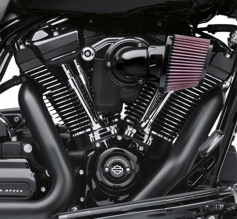 【92500059】 グロスブラック エンジンカバーキット 6ピース ハーレー純正パーツ