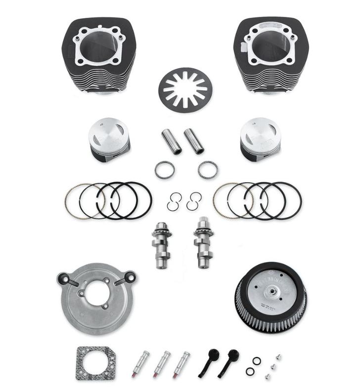 【27543-08】 スクリーミンイーグル ツインカムコンバージョンキット&カム 103ci 10~11年ソフテイルでツインカム96エンジン搭載車 ハーレー純正パーツ