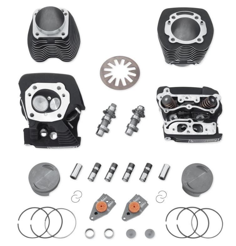 【92500032】 スクリーミンイーグル ツインカムコンバージョンキット 110ci 14~16年FLHTCU、FLHTCUL、FLHTK、FLHTKL、FLTRUでツインクールドエンジン搭載車 ハーレー純正パーツ