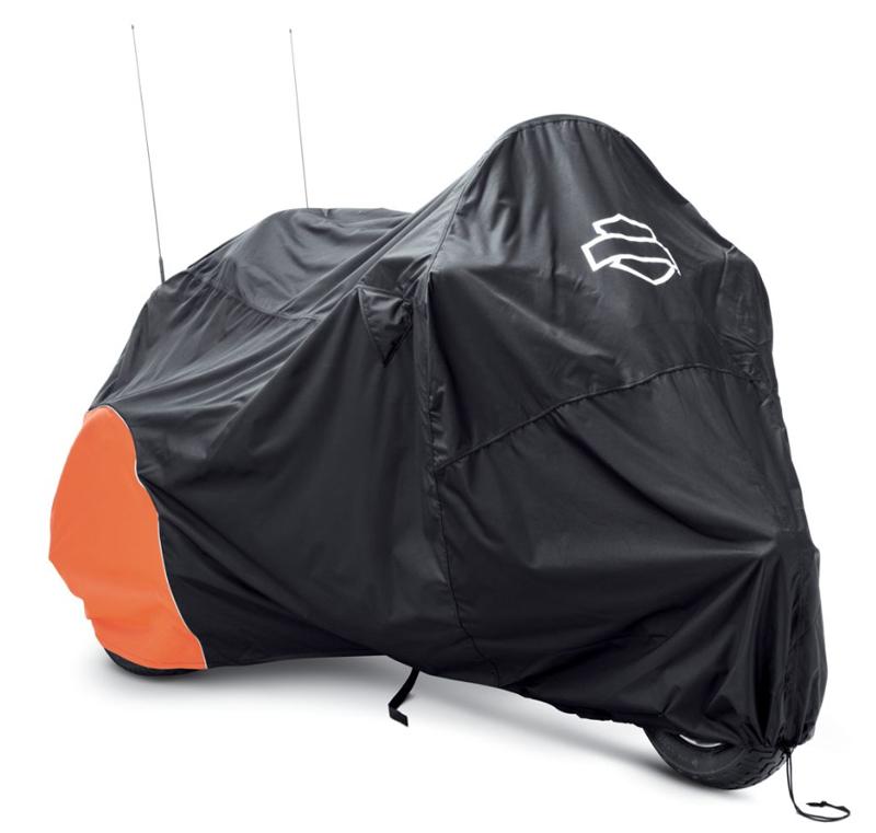 【93100024】 インドア/アウトドア・モーターサイクルカバー エクストララージ トライクモデルに適合 ハーレー純正パーツ