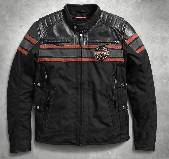 【98160-18vm】H-D Triple Vent System Rutland Riding Jacket S/M/L/XL ◆ハーレー◆